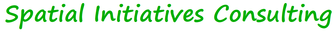 Spatial Initiatives -Logo